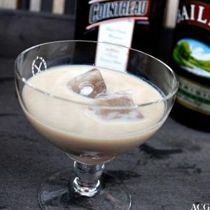 lethal rita - drink med baileys og cointreau