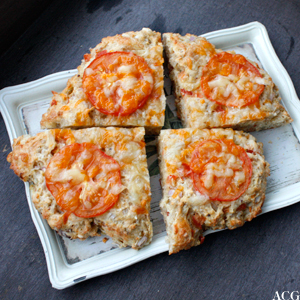 ostescones - cheese scones