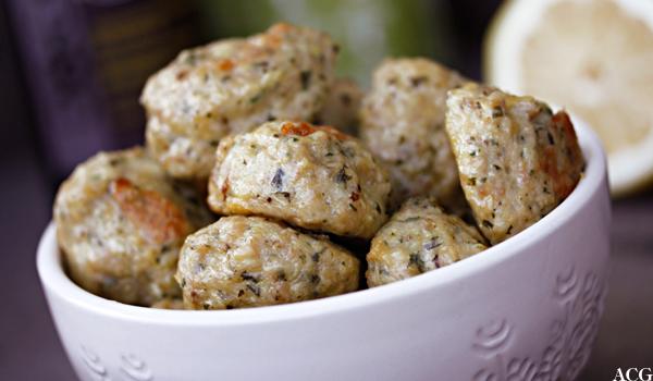 kjøttboller stekt i ovnen